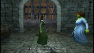 getlinkyoutube.com-Shrek The Third (Xbox 360) 100% Walkthrough - Part 12