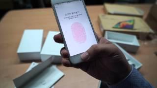 getlinkyoutube.com-아이폰 6 개봉기