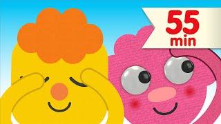 getlinkyoutube.com-Hide & Seek Song + More | Kids Songs | Super Simple Songs