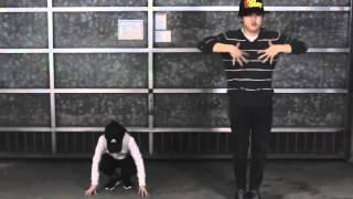 getlinkyoutube.com-#Destiny dance cover Ranz Kyle and Niana #SiblingsGoal