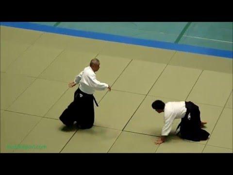 Kobayashi Yasuo Shihan - 49th All Japan Aikido (2011)