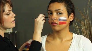 getlinkyoutube.com-How to: Native American Makeup : Makeup Advice