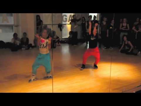 "Charlize Glass & Sierra Neudeck - Chris Brown ""Turn Up the Music"" feat. Rihanna Choreography"