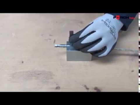 Инструмент для концевиков троса FORCH (Германия)