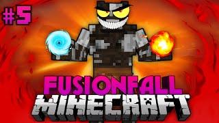 getlinkyoutube.com-Elementarer MINOTAUREN BOSS - Minecraft Fusionfall #005 [Deutsch/HD]