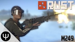 getlinkyoutube.com-Rust — M249!