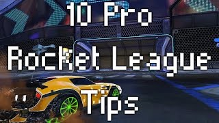 10 Rocket League Skills You'll Need to Master if You Wanna Go Pro