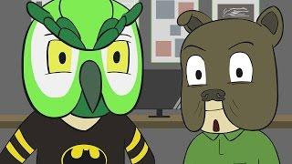 getlinkyoutube.com-Vanoss GTA 5 Heists Animated! (GTA 5 Online Funny Moments)