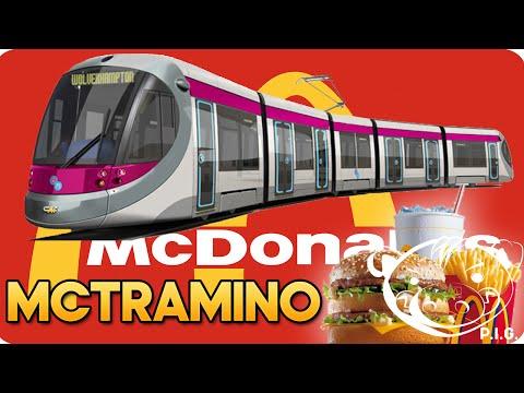 McTramino - McDonald's w twoim tramwaju! [McTram Prank] - P.I.G. #4