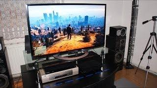 getlinkyoutube.com-LED TV Sony Triluminos KDL-46W905A 3D W9 Serie New Technology