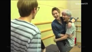 getlinkyoutube.com-EXO 's Funny Moments 2013
