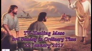 getlinkyoutube.com-Sunday TV Healing Mass for the Homebound (January 22, 2017)