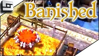 getlinkyoutube.com-BEEF COW-CEPTION! - Banished Gameplay E11 | Sl1pg8r