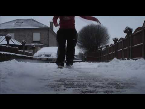 Sixys -★ Finaly some real snow cwalk ★