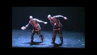 getlinkyoutube.com-Best robot dance performance fron Robotboys