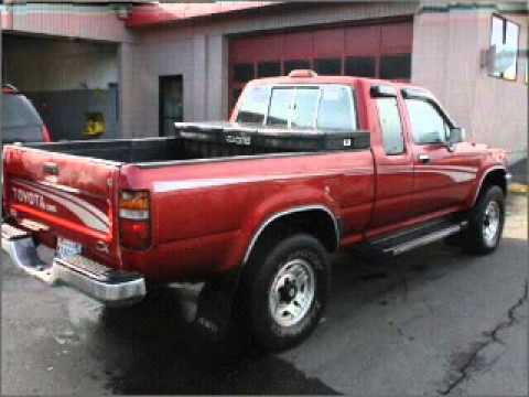 1994 Toyota Pickup Problems Online Manuals And Repair