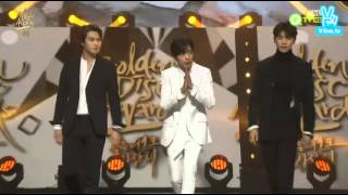 """getlinkyoutube.com-160121 #BEAST and other Artists at opened """"30th Golden Disc Awards"""""""