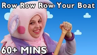 getlinkyoutube.com-Row Row Row Your Boat and More | Nursery Rhymes by Mother Goose Club Playhouse!