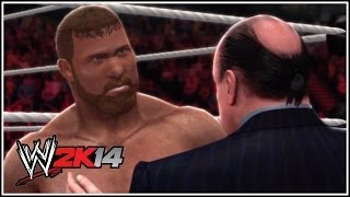 WWE 2K14: The Perfect Son, Curtis Axel On The Game!