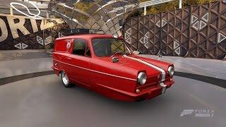 getlinkyoutube.com-Forza Horizon 3: Barn Find #7 Reliant Robin Supervan