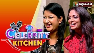 getlinkyoutube.com-Actresses Niranjani & Sivaranjani in Celebrity Kitchen | 22/11/2015 | Puthuyugam TV