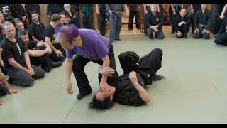 Ninja Grandmaster Ninjutsu Pain Compliance Techniques Masaaki Hatsumi