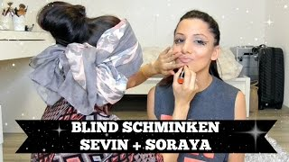 getlinkyoutube.com-Blind schminken TAG mit Soraya I Sevins Wonderland