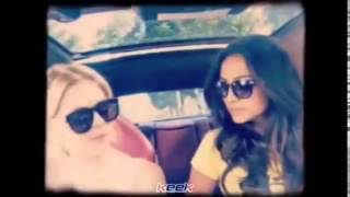 getlinkyoutube.com-Shay Mitchell and Ashley Benson most FUNNY moments