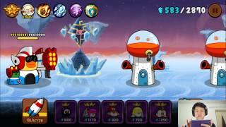 getlinkyoutube.com-Line Ranger S2 EP21 - รีวิว อัพด่าน 205-216 ดาวลึกลับและปราสาทน้ำแข็ง