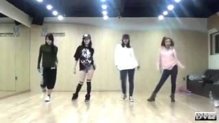 getlinkyoutube.com-Miss A - I Don't Need A Man (dance practice) DVhd