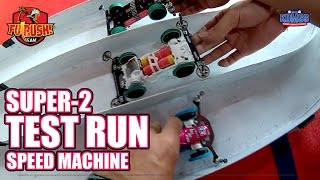 getlinkyoutube.com-Mini 4WD Super 2 Speed Machine (TEST RUN)
