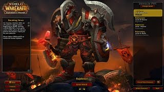 getlinkyoutube.com-Bajheera - Full 730 iLvl Gladiator Stance Warrior WSG - WoW 6.2 Warrior PvP