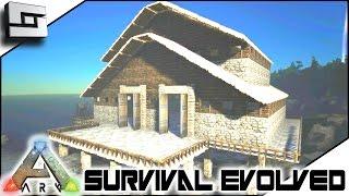 getlinkyoutube.com-ARK: Survival Evolved - BASE EXPANSION! S3E57 ( Gameplay )