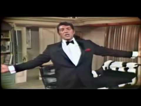 Dean Martin  You're nobody 'till somebody loves you -0ptzs0298kM