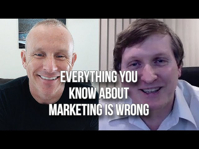 GQ  229: Everything You Know About Marketing is Wrong