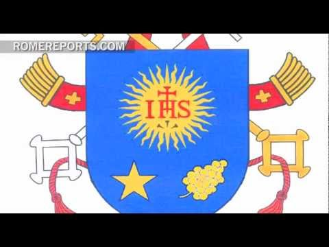 Vatican explains Pope Francis coat of arms