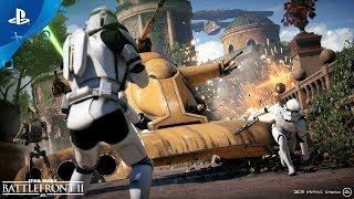Star Wars Battlefront 2 - Galactic Assault Mode