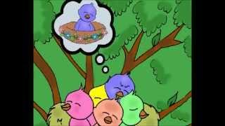 """getlinkyoutube.com-قصة """"العش الغريب"""" للأطفال من مسموع"""
