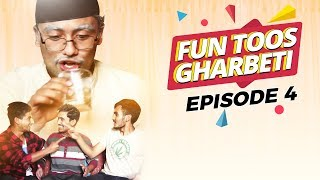New Comedy Web Series | Funtoos Gharbeti Episode 4 | Nepalflix