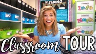 getlinkyoutube.com-Classroom Tour | That Teacher Life Ep 4