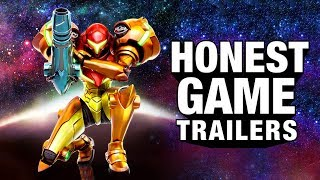 METROID (Honest Game Trailers)