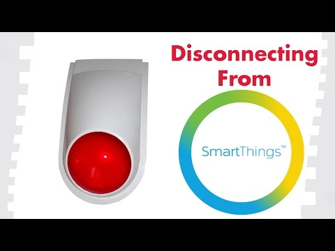 How To Exclude Devices From SmartThings: FortrezZ Outdoor Siren & Strobe Alarm (SSA3)