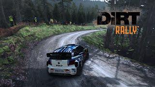 getlinkyoutube.com-DiRT Rally - Fferm Wynt - Volkswagen Polo R WRC - 02:44:976