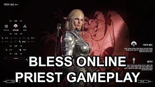 getlinkyoutube.com-Bless Online Gameplay Paladin 60FPS 2nd CBT