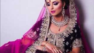 getlinkyoutube.com-Asian Bridal Wedding Makeup Tutorial Modern Walima by Raya Beauty
