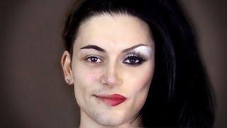 "getlinkyoutube.com-Make Up Tutorial - ""Becoming Fabulous"" with Baga Chipz (Sub ITA)"