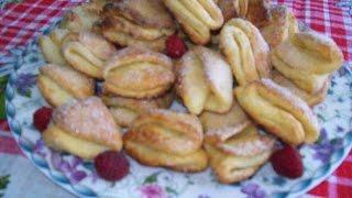 getlinkyoutube.com-Творожное печенье