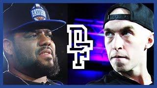 SHOTTY HORROH VS CHARLIE CLIPS | Don't Flop Rap Battle