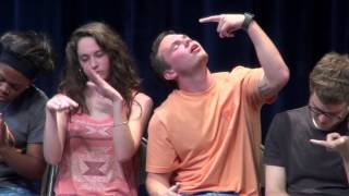 getlinkyoutube.com-Richard Barker - The Incredible Hypnotist - Cape Fear Community College