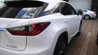 getlinkyoutube.com-LEXUS レクサス NEW RX200t  試乗車